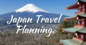 Japan Travel Planning