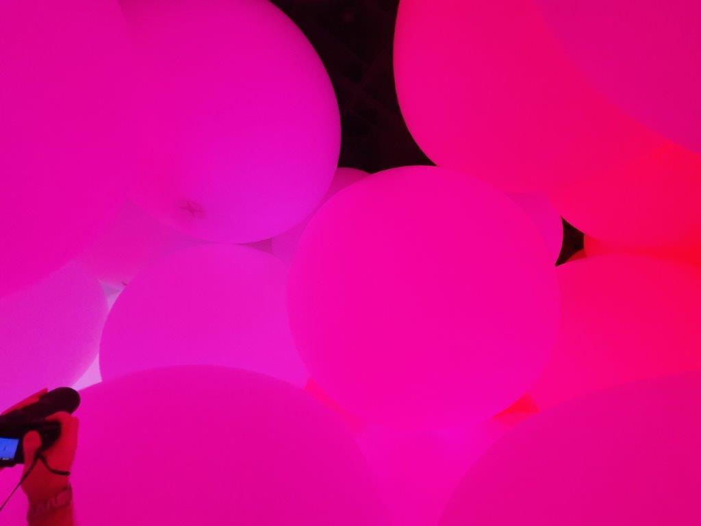 teamLab Planets in Tokyo