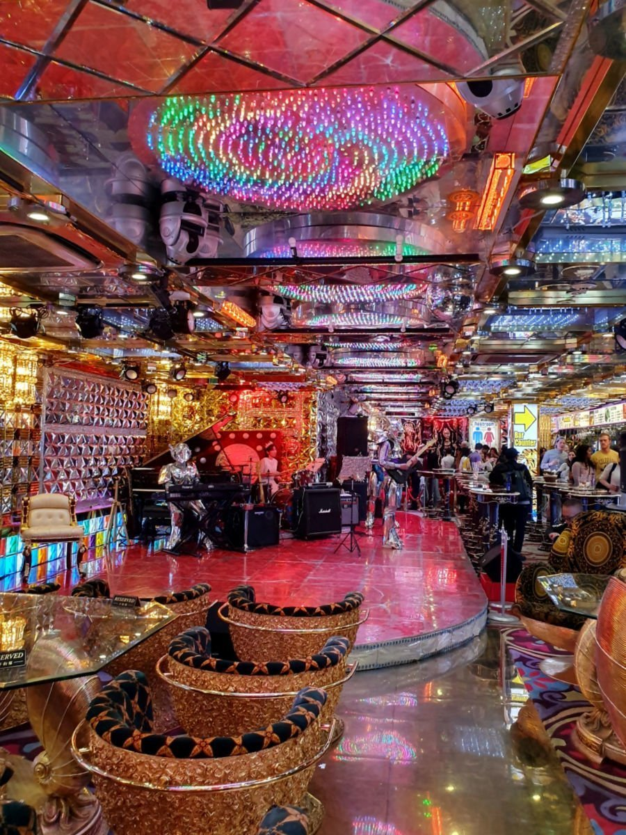Robot Restaurant Lounge and Bar