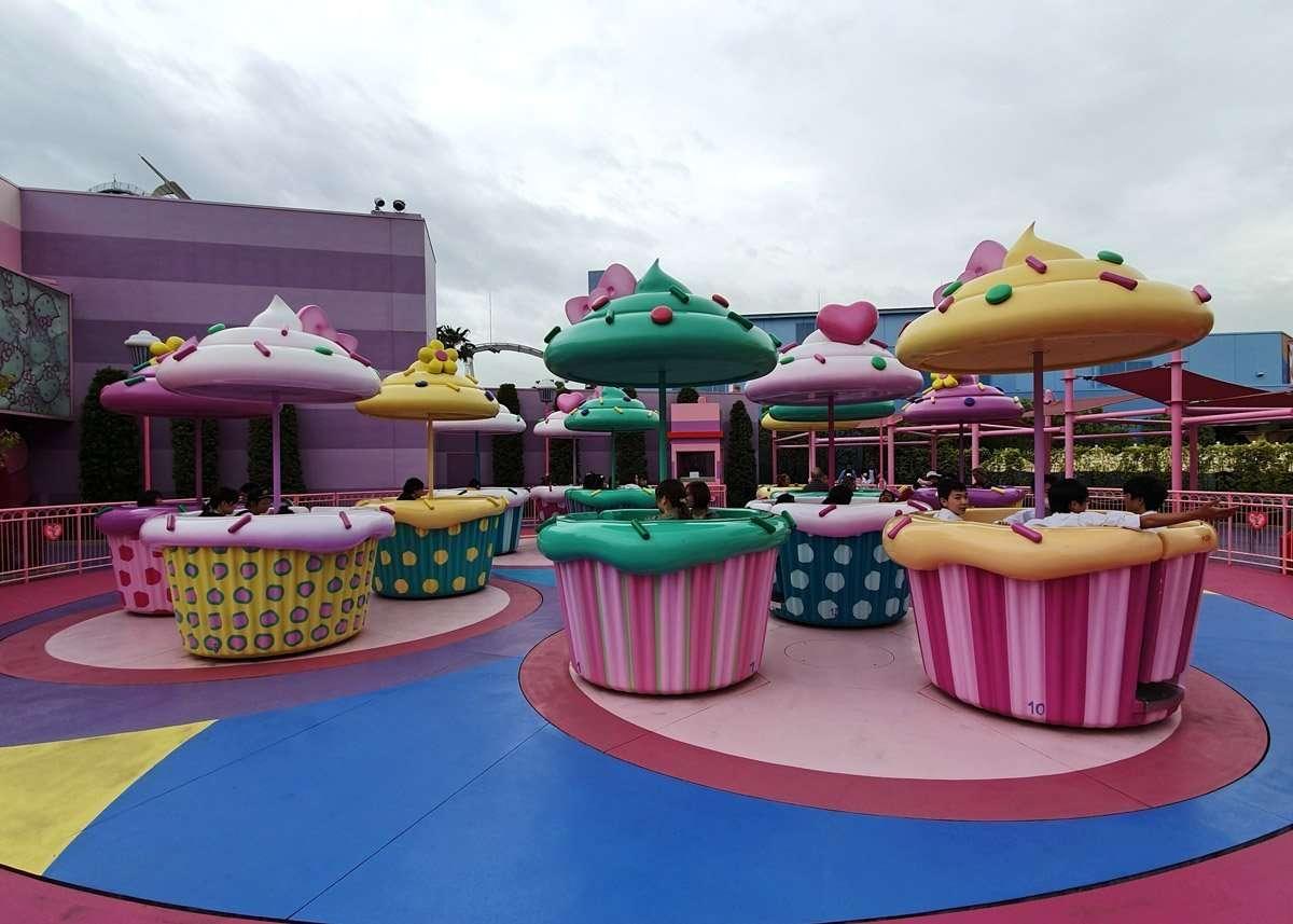 Hello Kitty's Cupcake Dream