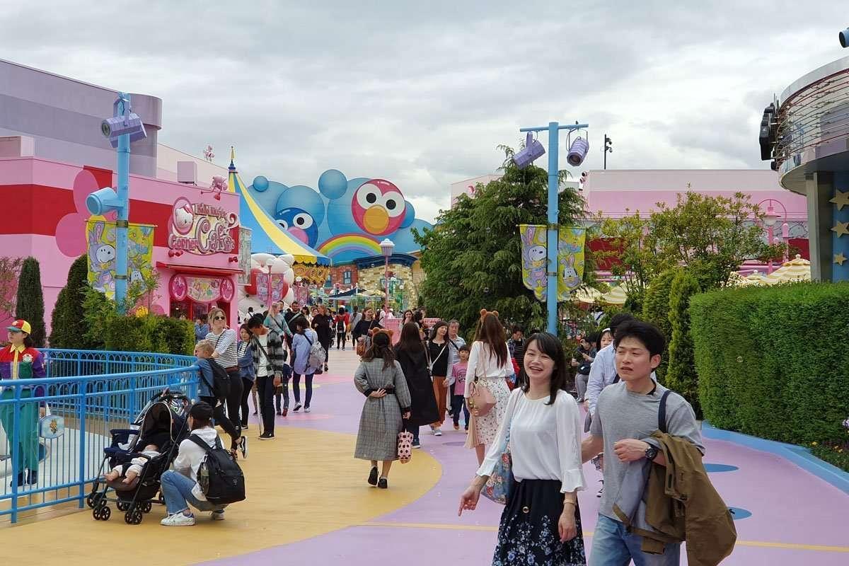 Universal Wonderland