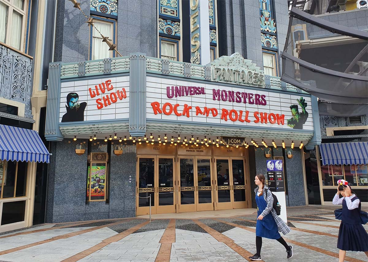 Universal Monsters Show