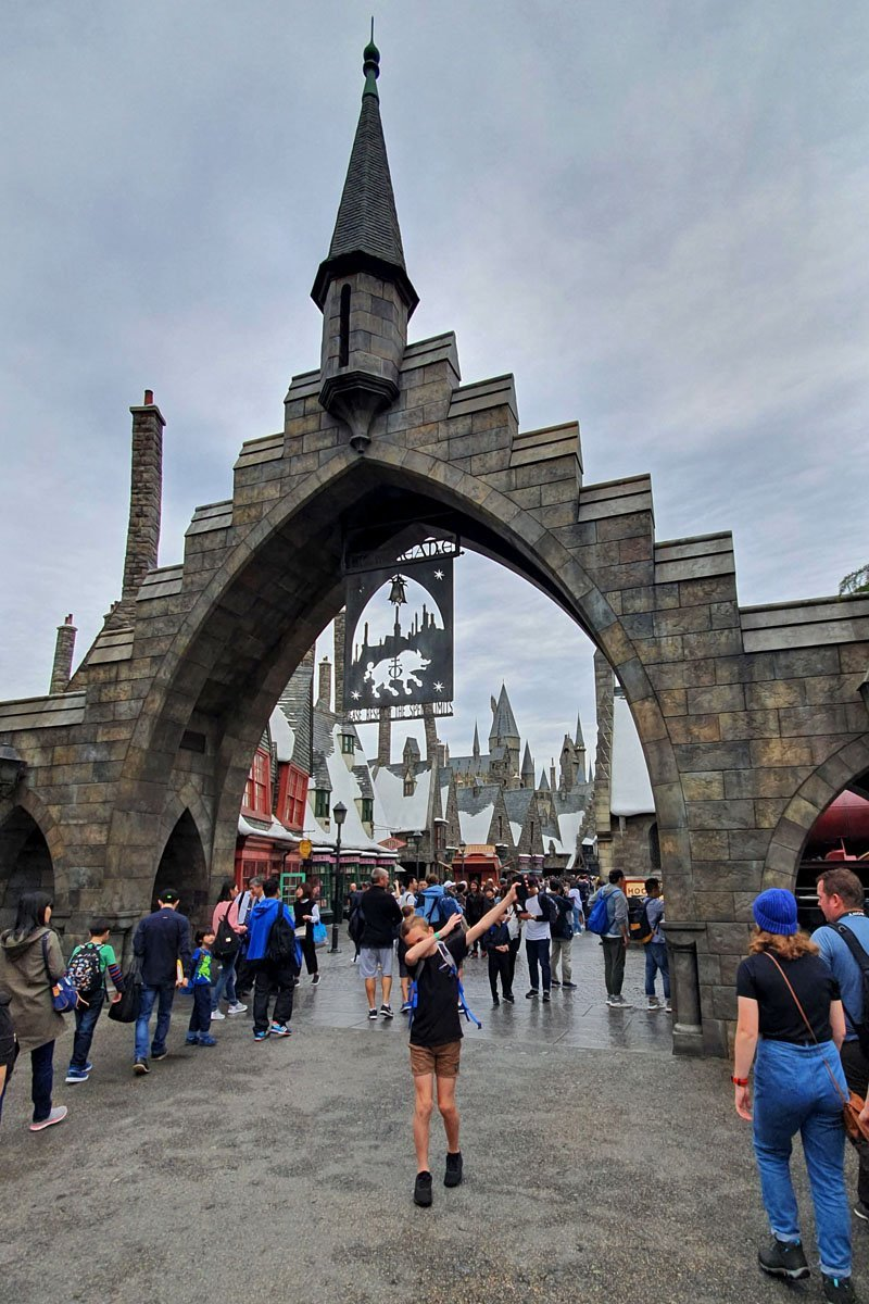 Welcome to Hogsmeade Village
